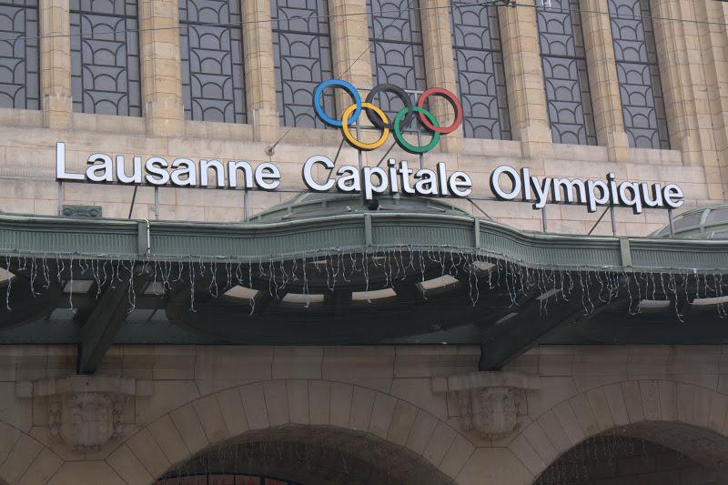 Лозана - столица на олимпизма