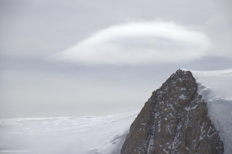 Странни облаци нависокото