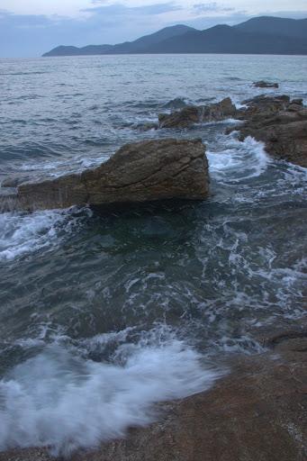 Скалите на юг от Олимпиада