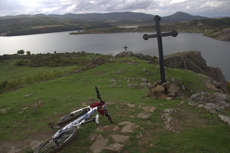 С колело към параклиса