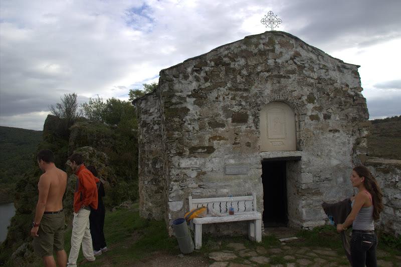Манастирчето Свети Йоан Летни и купонджиите