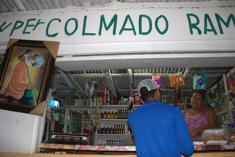 Колмадо е хоремаг, в Ла Сиенага