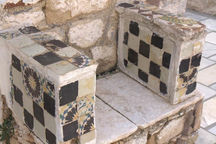 В манастира Евангелистриас