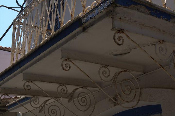 Балкон в Глоса