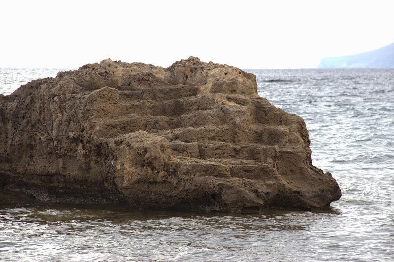 Останки от античната каменоломна