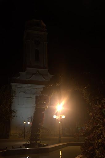 Лавров венец до църквата