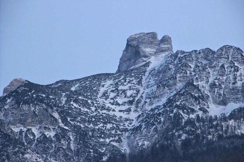 Зъбче в мъртвата планина