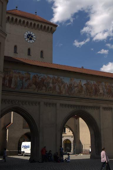 Една от старите порти